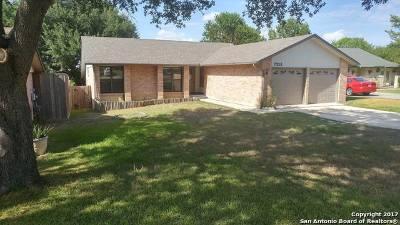 Live Oak Single Family Home For Sale: 7211 Faros Ct