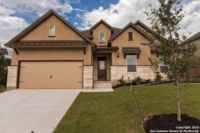 Bexar County Single Family Home New: 430 Montessa Park