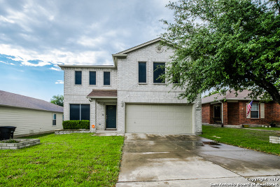 San Antonio Single Family Home For Sale: 12927 Thomas Sumter St