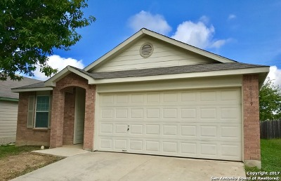 Single Family Home For Sale: 8019 Abbotts Pointe