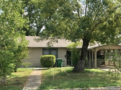 San Antonio TX Single Family Home Back on Market: $113,999