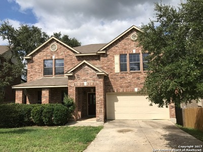 Bexar County, Comal County, Guadalupe County Single Family Home Price Change: 4611 Bending Grv