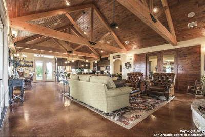 Hondo Farm & Ranch For Sale: 286 Private Road 3521