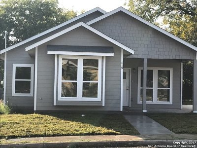 San Antonio Single Family Home Price Change: 519 S Pine St