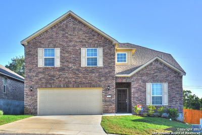 Boerne Single Family Home New: 7407 Valle Mission