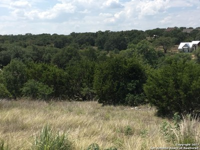 New Braunfels Residential Lots & Land For Sale: 1641 (Lot 647) Decanter Dr
