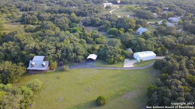 New Braunfels Farm & Ranch For Sale: 7440 Fm 306