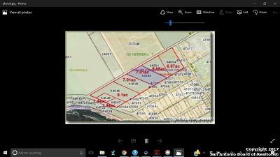 Guadalupe County Commercial Lots & Land Back on Market: 100 Maske Rd & Fm 1518