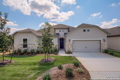 San Antonio Single Family Home New: 4058 Monteverde Way