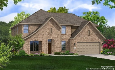 Bexar County Single Family Home Price Change: 5303 Tulip Rose
