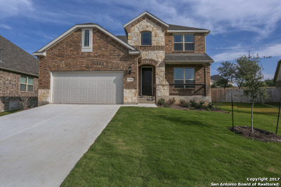 Bexar County Single Family Home Price Change: 5306 French Willow