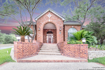San Antonio TX Single Family Home Price Change: $464,000