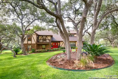 Bexar County Single Family Home For Sale: 3732 Summer Breeze Ln