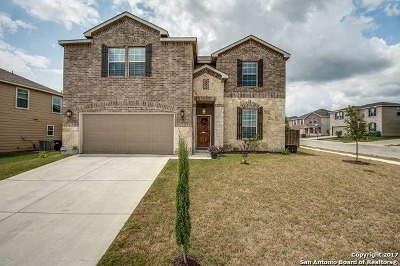 Selma Single Family Home For Sale: 15943 Silver Rose