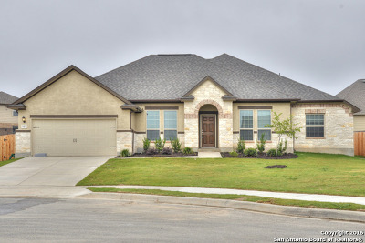 Schertz Single Family Home For Sale: 1013 Keanna Pl