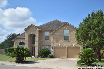 San Antonio Single Family Home New: 130 Impala Trce