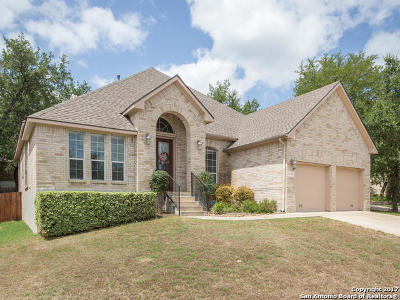 Helotes Single Family Home New: 16427 La Madera Rio