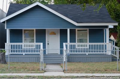 Single Family Home Price Change: 2537 W Southcross Blvd