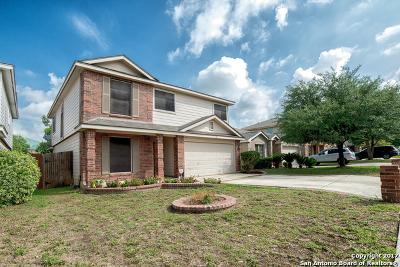 San Antonio Single Family Home New: 10411 Tiger Paw