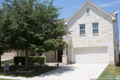 Cibolo Single Family Home New: 314 Birkdale Dr