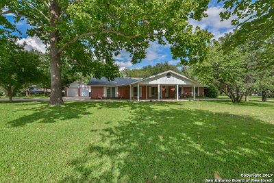 Helotes Single Family Home New: 10423 Rocking M Trl