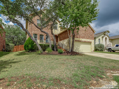Helotes Single Family Home New: 16007 La Madera Rio