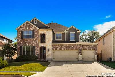 Boerne Single Family Home New: 109 Rattlesnake Bluff