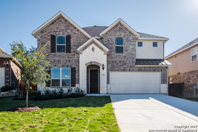 Bexar County Single Family Home Price Change: 13006 Sweet Emily