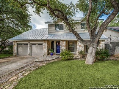 Single Family Home For Sale: 13506 Carlton Oaks