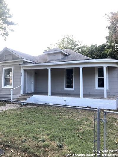 Single Family Home New: 119 Belden Ave