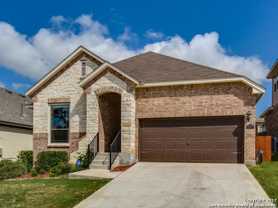 Boerne Single Family Home New: 8727 Poppy Hills