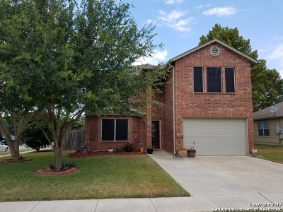 Cibolo Single Family Home New: 100 Brahma Way