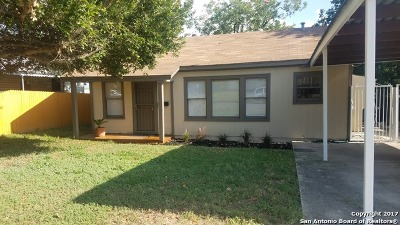 San Antonio Single Family Home Back on Market: 114 Pennystone Ave
