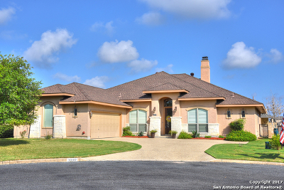 Fair Oaks Ranch Single Family Home New: 30107 Cibolo Run