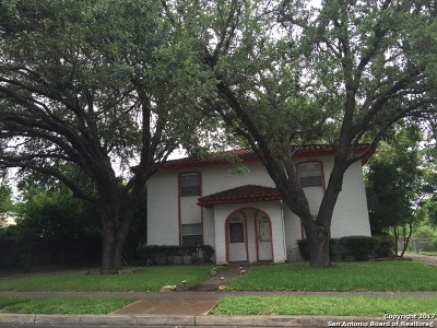 Bexar County Multi Family Home New: 4428 Valleyfield St