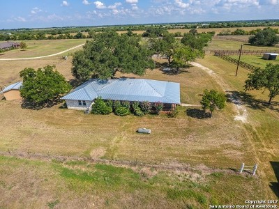 Bexar County Farm & Ranch For Sale: 17188 Wildhorse Pass