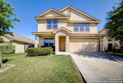 Cibolo Single Family Home New: 214 Arcadia Pl
