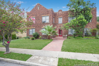 Bexar County Multi Family Home New: 703 W French Pl
