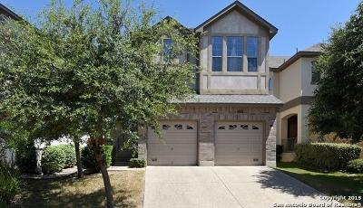 San Antonio Single Family Home For Sale: 1235 Whitby Tower