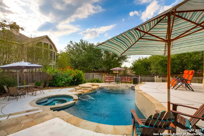 San Antonio Single Family Home New: 47 Sable Vly