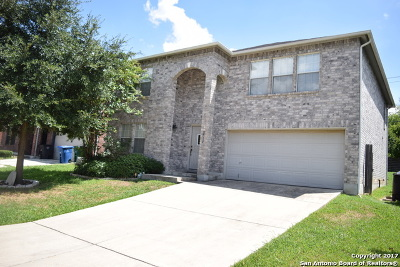 Converse Single Family Home New: 8514 Coppermine