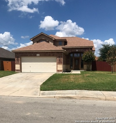 Helotes Single Family Home New: 9907 Amberg Path