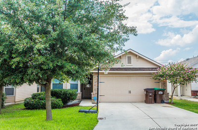 Converse Single Family Home New: 4923 Badland Beacon
