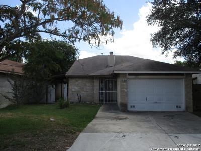 Single Family Home Back on Market: 11334 Hatchet Pass Dr