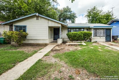 Single Family Home New: 219 Hartline Dr