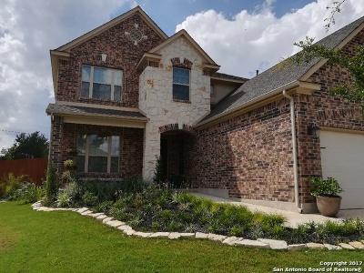 Bulverde Single Family Home New: 30659 Horseshoe Path