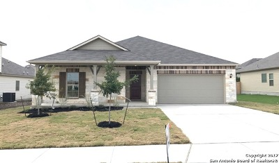 Schertz Single Family Home New: 4536 Meadow Green