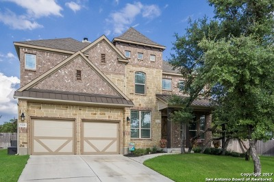 Bexar County Single Family Home New: 5210 Anemone