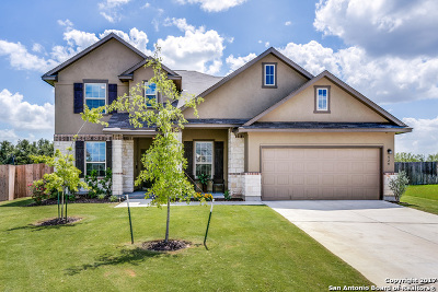 New Braunfels Single Family Home New: 524 Meadow Wind