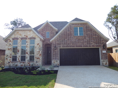 Comal County Single Family Home New: 915 Enclave Trl